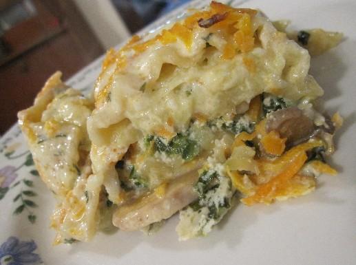 Kath's Lasagna
