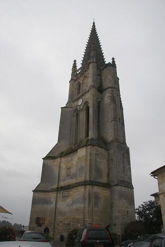 Saint Emilion Bell Tower