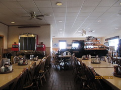 Dysart's Truck Stop Diner (wallygrom) Tags: usa classic truck vintage restaurant bangor maine diner truckstop oldfashioned dysarts