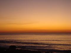 today's sunset (...storrao...) Tags: sunset sea sky orange portugal yellow dark sand rocks porto matosinhos leadapalmeira lea flickraward storrao sofiatorro