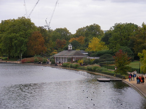 Hyde Park 에서
