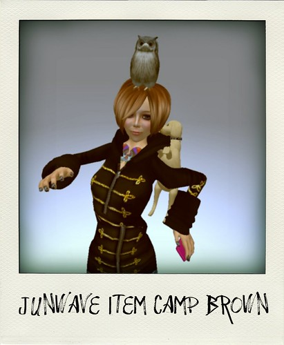 junwave item camp brown