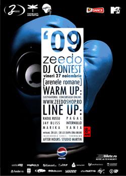 Zeedo DJ Contest 09