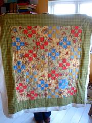 Maaria's quilt