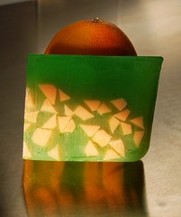 Orange Clove Handmade Glycerin Soap