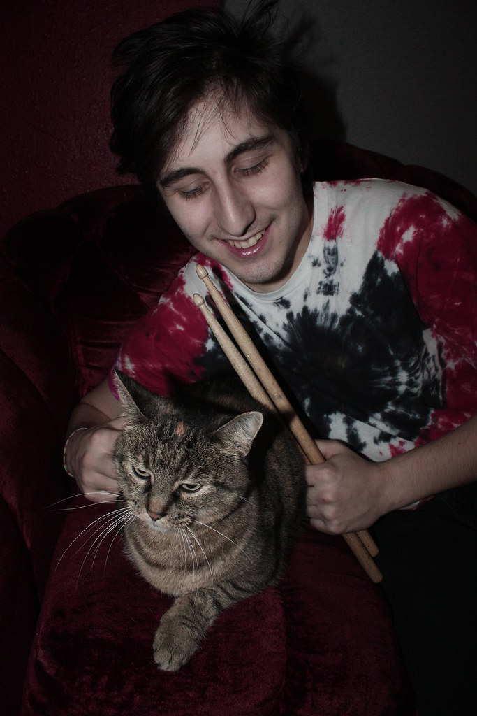 cat and liam