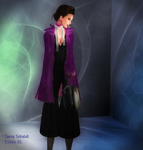 Violeta Moda second life 3