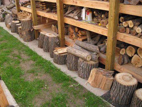 Modesto ash logs