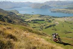 Wanaka Heli Bike (FreerideNZ.com) Tags: bike wanaka heli