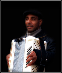 Accordion Player (CarolAnneS) Tags: musician accordianplayer