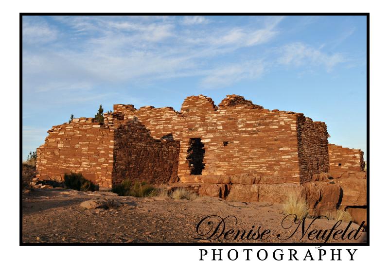 Native Ruins at Wupatki National Monument