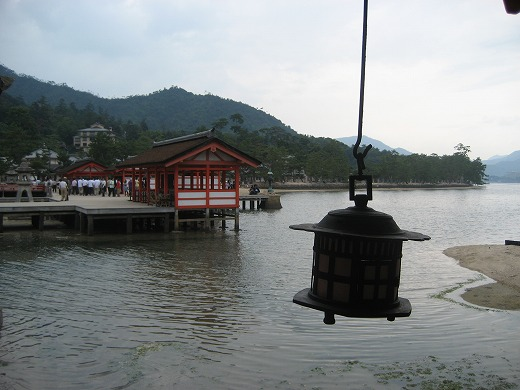 Travel to Miyajima 2