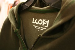 looptworks (Anna Brones) Tags: portland design clothes sweatshirt upcycle looptworks