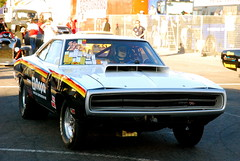(MoStuff Sthlm) Tags: festival race vintage drag eagle good year performance racing dodge 1970 mopar 70 sthlm rt charger connection direct hoosier mantorp mostuff veidec