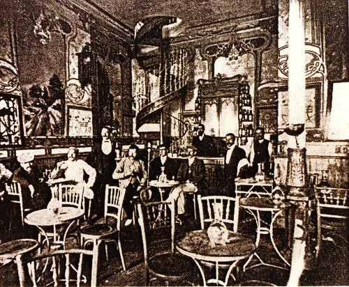 lam 19. Café-Bar La Inglesa (Melilla)