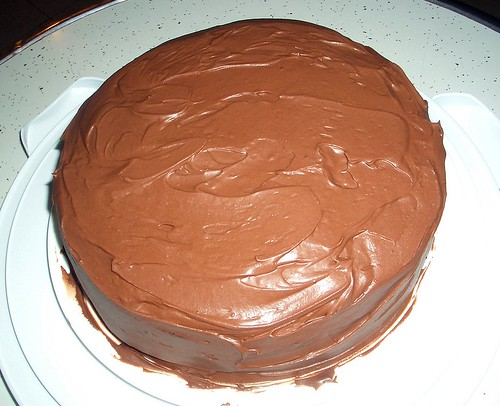 Lemons & Love: Hershey's Perfectly Chocolate Cake and Frosting