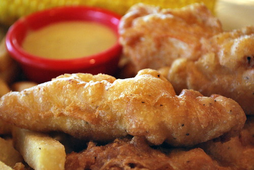 The Best Chicken Fingers Ever