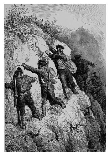 015-Contrabandistas de la Serrania de Ronda en Malaga-Spain (1881)- Doré Gustave