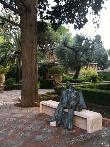 Public gardens, Taormina