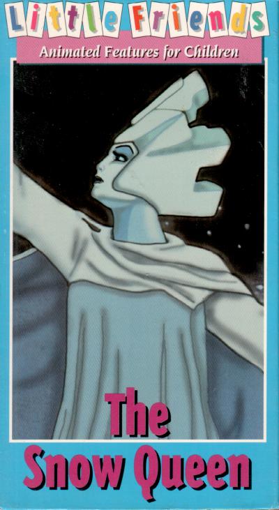 Snow Queen VHS