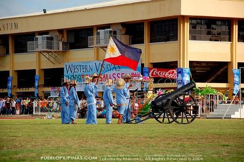 Canon Festival - Western Visayas Tourism Assembly 2009