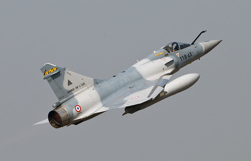 Airplane picture - Dassault Mirage 2000-5F