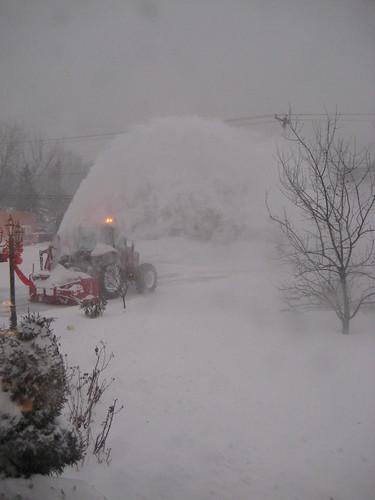 Snow much?