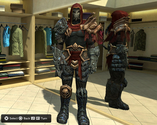 Darksiders War Costume