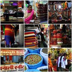 colors (vi4kin) Tags: india colors 50mm market bazaar manali himachalpradesh canonef50mmf18ii