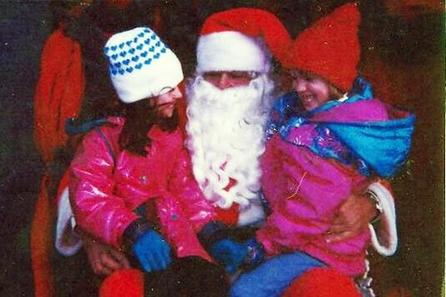 Christmas at Eastern Market, Circa 1992