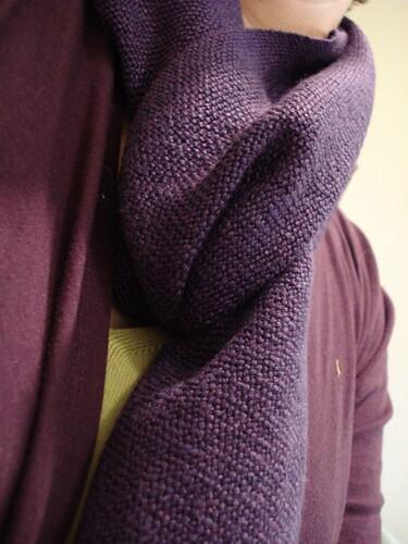 silk scarff
