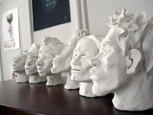 Sculpt Characters