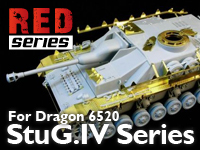 StuG.IV Series For Dragon 6520