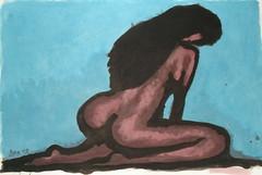 DSC01925 (beo houston) Tags: pictures show boy portrait woman man black men art girl beauty face sisters portraits dark painting hair nude asian glasses women asia artist vietnam