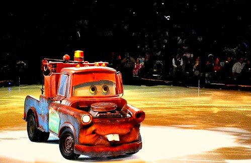 Mater on Ice