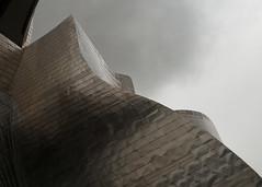 Guggenheim Detail (Joe.Greenberg) Tags: spain bilbao guggenheim basque