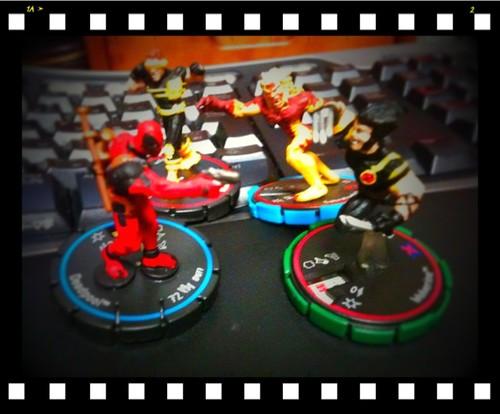 ウルヴァリン:X-MEN ZEROを観た。セイバートゥースやガンビット、デッドプール、少年時代のサイクロップスも出てきてマニアには楽しめる内容でした。