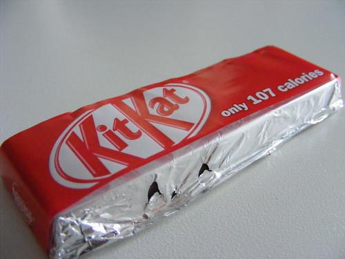 Kit Kat old school