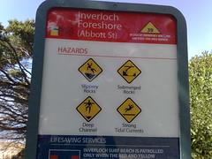 Inverloch sign