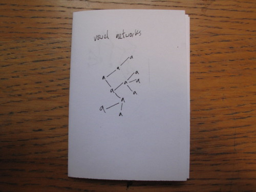 Vowel Networks - cover