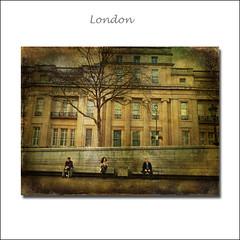 Trafalgar Square .. London