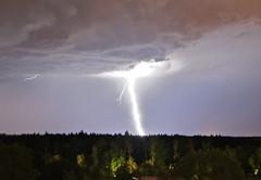 DSC01545 (Mathias Apitz (München)) Tags: wetter weather gewitter wolken blitze sky clouds lightstorm lightnings natur nature haar münchen munich mathias apitz