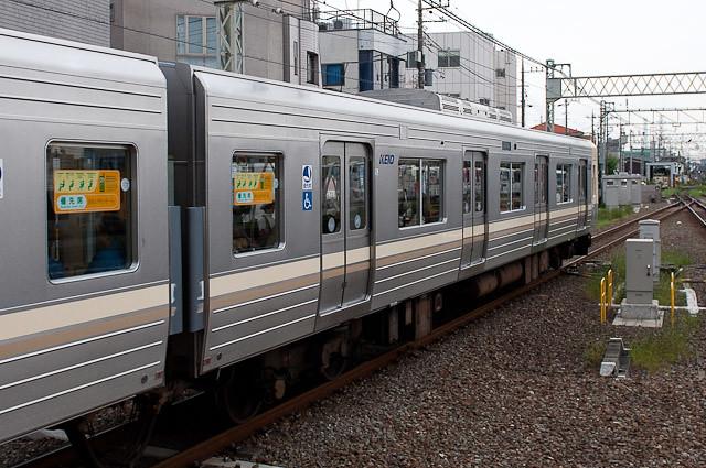 京王電鉄井の頭線1000系1008F クハ1709 山側
