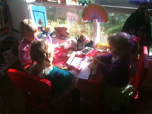 Mini playgroup at home