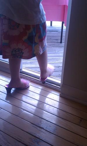 dress up heels