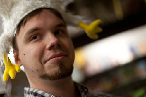 John Chicken Hat