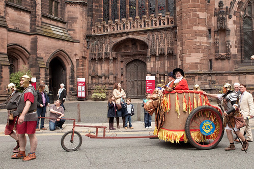 458/1000 - Chester Midsummer Watch Parade 11 by Mark Carline