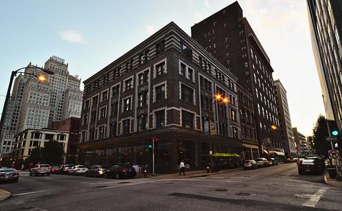 On the corner (Delaney Building)