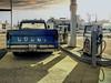 following the road home (Jo-H) Tags: americana americanwest truck retro gasstation lind washington vintage