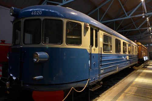 VR class Dm7 streamlined DMU